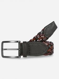 Cinturon Trenzado Tricolor