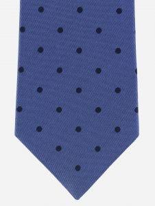 Corbata Brera de Puntos