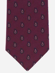 Corbata Brera de Paisleys