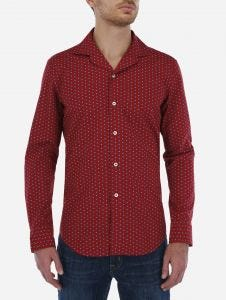 Camisa Casual de Paisleys