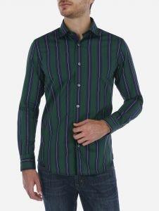 Camisa Casual de Rayas 38 Edition