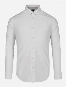 Camisa Casual Blanca
