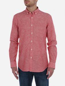 Camisa Casual Lino Algodon