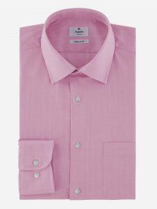 Camisa de Vestir Herringbone