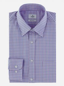 Camisa de Vestir Strech a Cuadros
