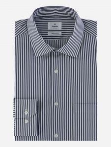 Camisa de Vestir Strech a Rayas