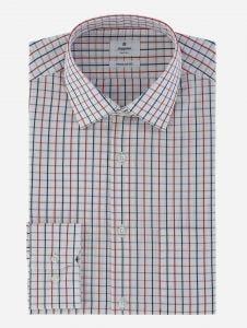Camisa de Vestir Algodon Lino