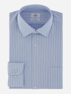 Camisa de Vestir de Rayas