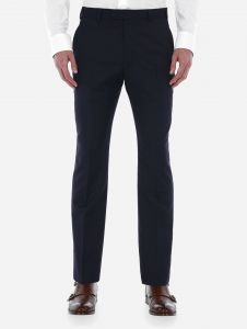 Pantalon de Vestir Slim Fit
