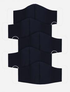 Set Cubre Bocas 5 Piezas