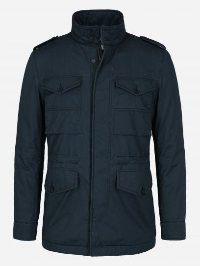 Field Jacket de Algodon