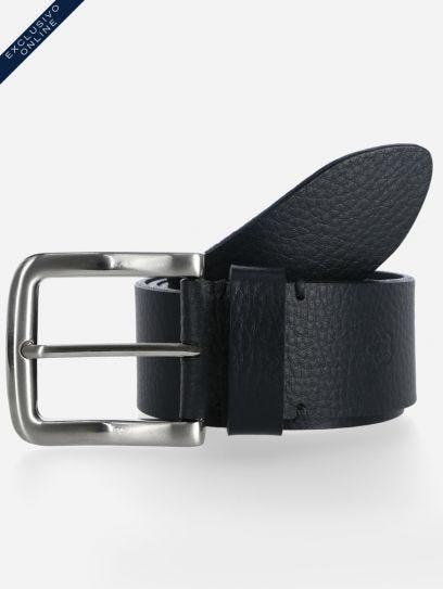 Cinturon de Piel Grabada