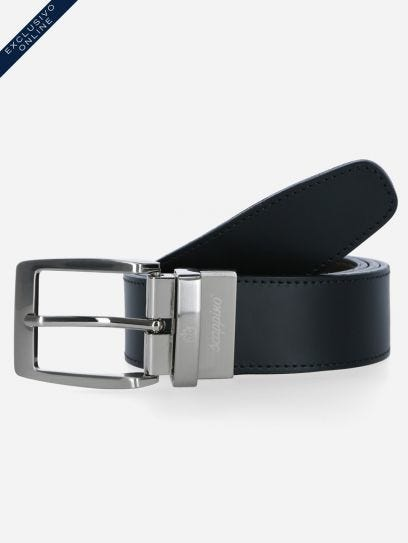 Cinturon de Vestir Reversible