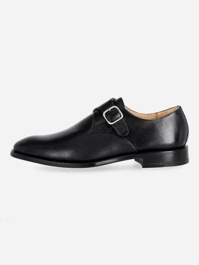 Zapatos Monkstrap con suela Goodyear Welt