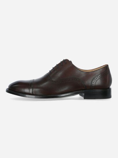Oxfords con suela Goodyear Welt