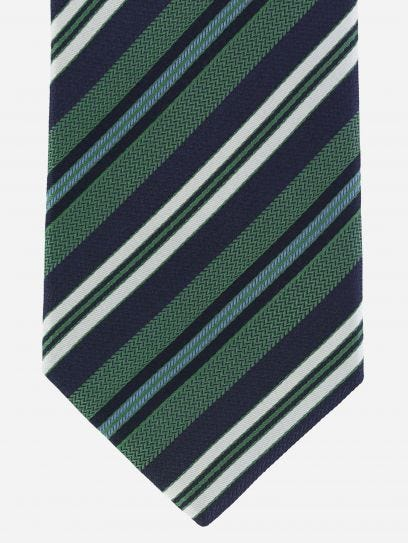 Corbata Brera Rayas en Sombra
