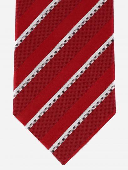 Corbata Brera Raya en Sombra