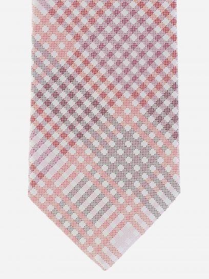 Corbata Brera Cuadros Mini