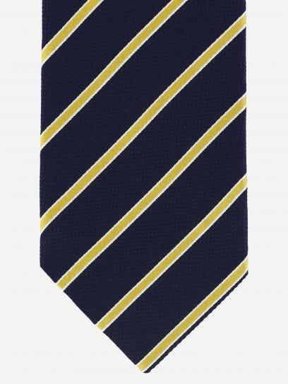 Corbata Brera a Rayas Slim