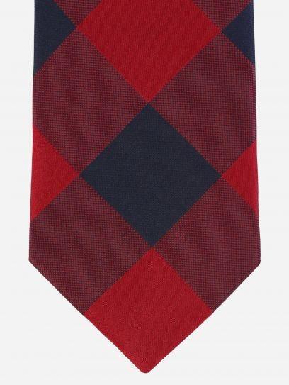 Corbata Montenapoleone a Cuadros