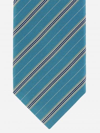 Corbata Torino Rayas en Sombra