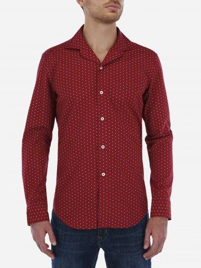 Camisa Casual de Paisleys