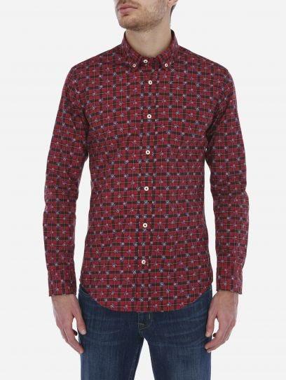 Camisa Casual Print