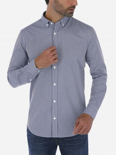 Camisa Casual a Cuadros