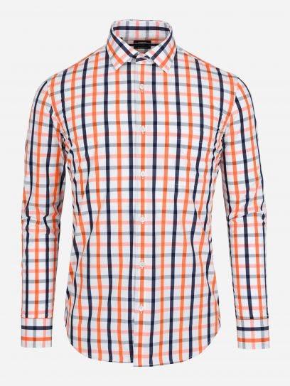 Camisa Casual de Ventanas