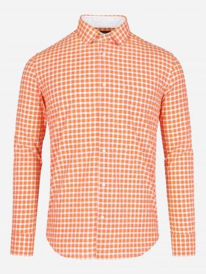 Camisa Vichy Essentials