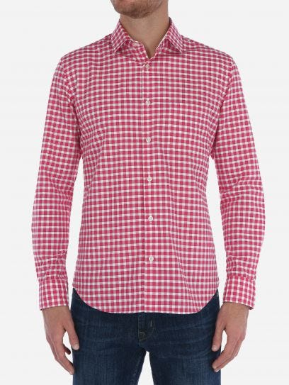 Camisa Vichy Essentials