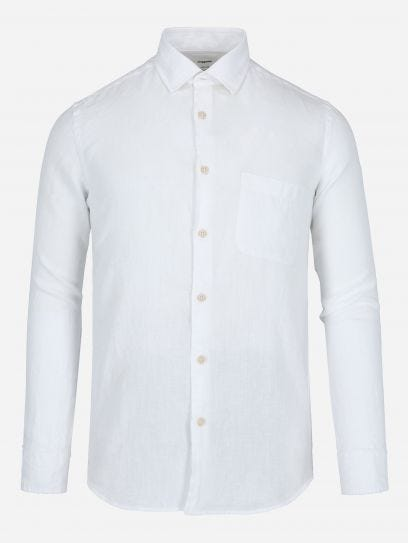 Camisa Casual de Lino European Flax