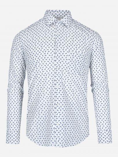 Camisa Casual Pinas
