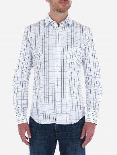 Camisa de Ventanas Seersucker