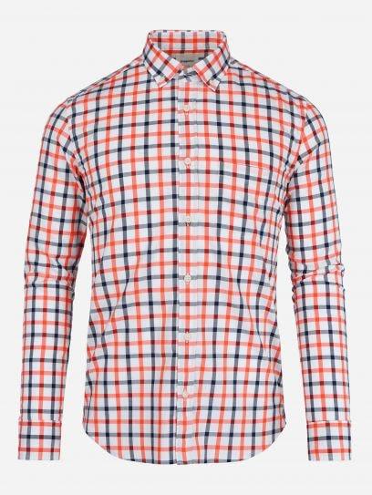 Camisa Oxford de Ventanas