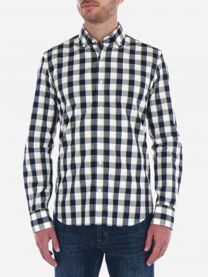 Camisa de Cuadros Vichy Slub
