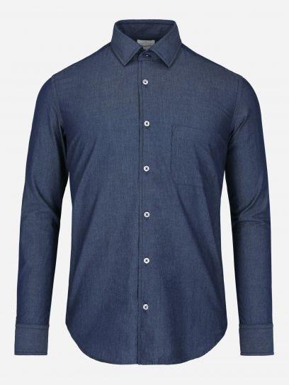 Camisa Casual Marino