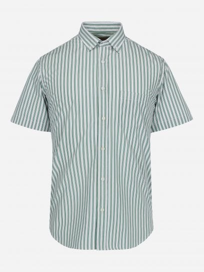 Camisa Casual Regular Fit de manga corta