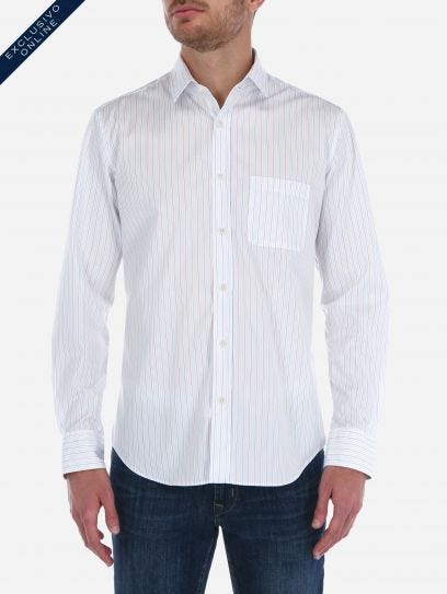 Camisa Casual Regular Fit