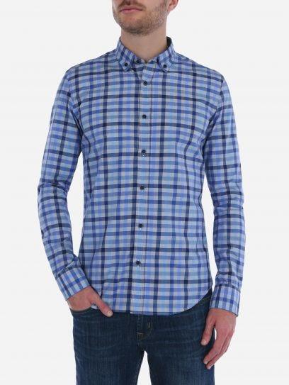 Camisa Casual Slim Fit