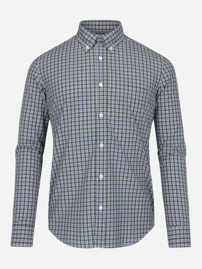 Camisa de Cuadros Thomas Mason by Scappino