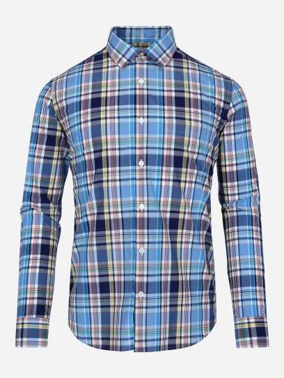 Camisa de Cuadros Tartan Thomas Mason by Scappino