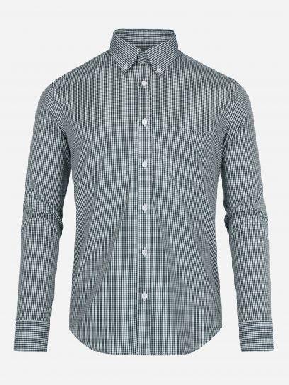 Camisa de Mini Cuadros Vichy Thomas Mason by Scappino
