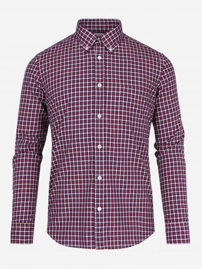 Camisa de Ventanas Dobles Thomas Mason by Scappino