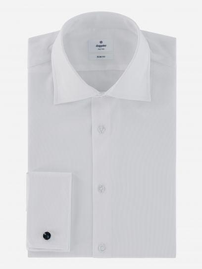 Camisa de Vestir Blanca Slim