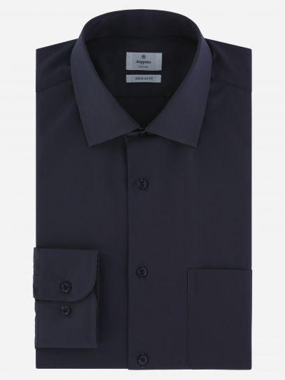 Camisa de Vestir Marino