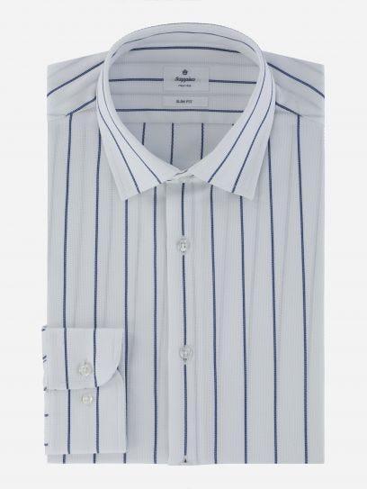 Camisa de Vestir a Rayas
