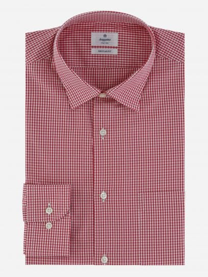 Camisa All Purpose de Mini Cuadros Vichy