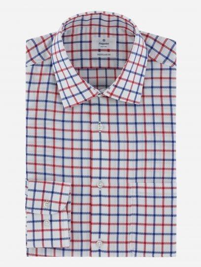 Camisa de Ventanas Maquinilla