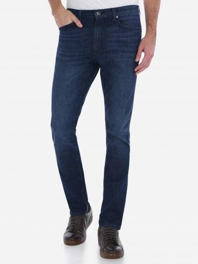 Jeans Slim Fit Azul Marino